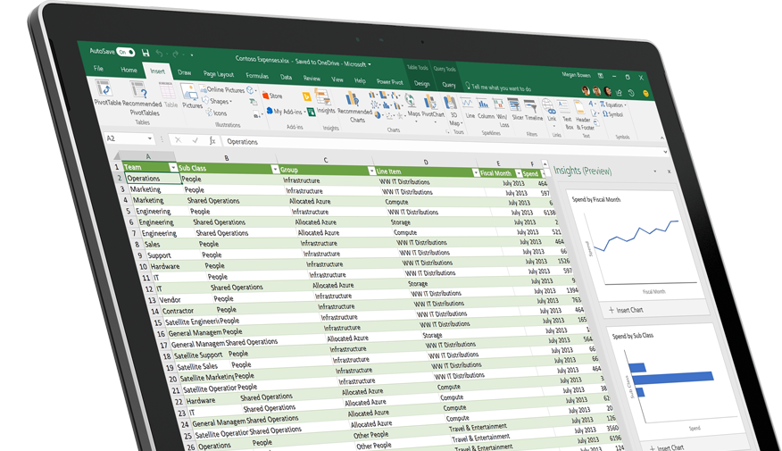 Spreadsheets the new Operational Risk.